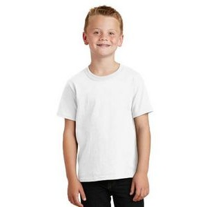 Port & Company® Youth Core Cotton Tee Shirt