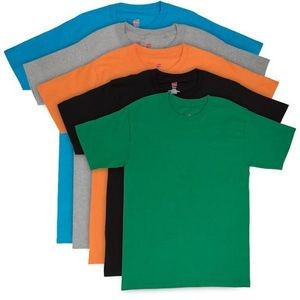 Hanes Irregular T-Shirts - Size 2XL (Case of 36)